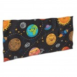 Cute Planets Soft,Compact,Lightweight,Quick Dry Absorbent,Large Sand Free Beach TowelsMicrofiber Towels Travel Towel Quick Dry Camping,Superfine Fiber.